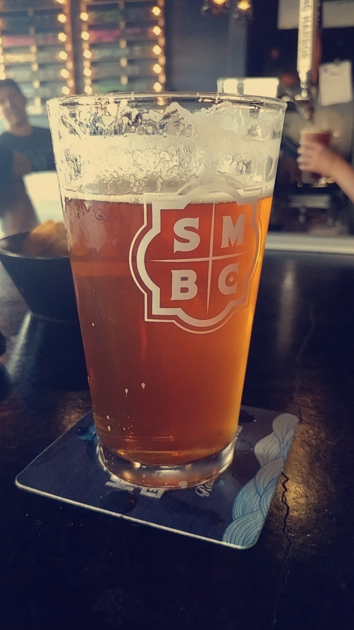 The Blood Orange Motra by Santa Maria Brewing Company has to be one of ...